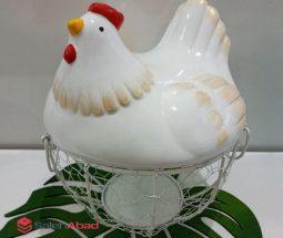 فروش عمده سبد تخم مرغ مدل مرغ