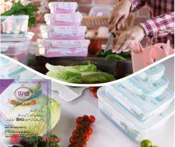 فروش عمده ست ظرف نگهدارنده تاپکو