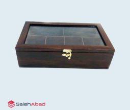 فروش عمده باکس پذیرایی ۶ خانه چوبی