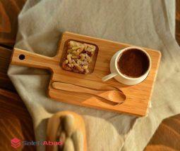 فروش عمده تخته سرو قهوه بامبو