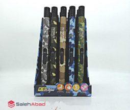 فروش عمده فندک گازی قلمی طرح ارتشی
