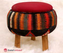 فروش عمده صندلی پاف سنتی مراکشی