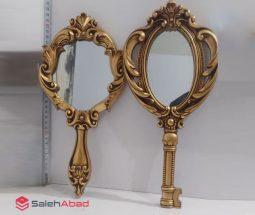 فروش عمده آینه دسته دار پلی استر