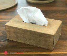 فروش عمده جادستمال کاغذی چوبی ساده