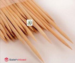 فروش عمده سیخ چوبی ۲۰۰ عددی
