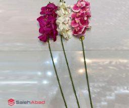 فروش عمده شاخه گل ارکیده مصنوعی