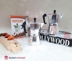 فروش عمده قهوه جوش روگازی ۶ کاپ