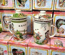 فروش عمده لیوان چای سبز مینیاتوری