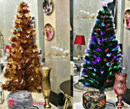 فروش عمده درخت کاج مصنوعی کریسمس