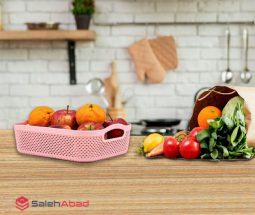 فروش عمده سبد پلاستیکی نان و سبزیجات