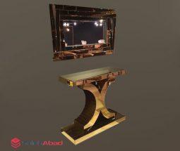 فروش عمده میز کنسول و آینه مدل آینه ای