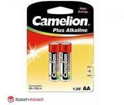 فروش عمده باتری قلمی ۲ عددی CAMELION