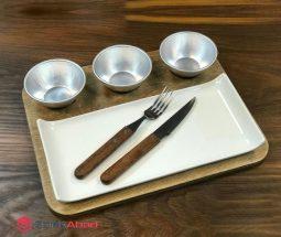 فروش عمده تخته سرو استیک چوبی