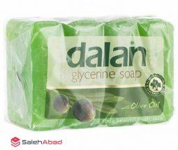 فروش عمده صابون روغن زیتون دالان