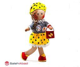 فروش عمده عروسک طرح دختر روسی