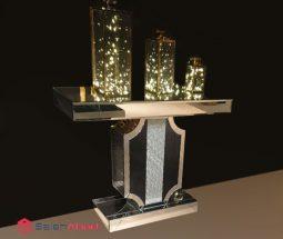 فروش عمده میز کنسول آینه ای دکوری