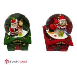 فروش عمده گوی موزیکال کلبه بابانوئل