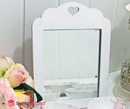 فروش عمده آینه مستطیل سفید
