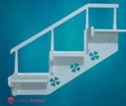 فروش عمده جاکلیدی دیواری مدل پله