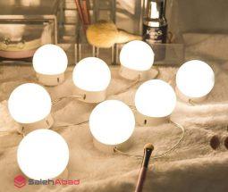 فروش عمده لامپ هالیوودی ۴۰ تایی