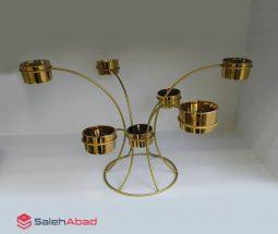 فروش عمده هفت سین فلزی طرح فواره