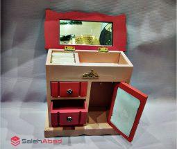 فروش عمده جعبه جواهرات کشودار