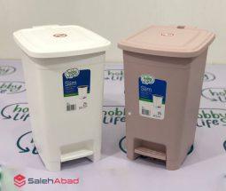فروش عمده سطل زباله پدالی هوبی لایف