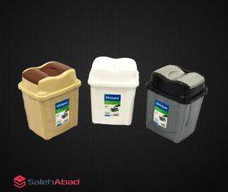 فروش عمده سطل زباله پلاستیکی رومیزی