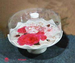 فروش عمده کاپ کیک پایه دار پلاستیکی