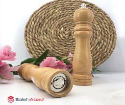 فروش عمده فلفل ساب چوبی دستی