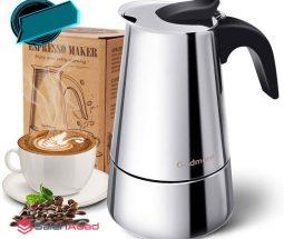 فروش عمده قهوه جوش روگازی GODMORN