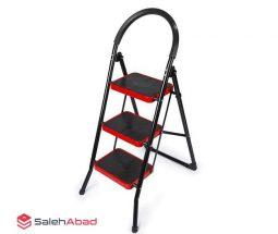 فروش عمده نردبان خانگی تاشو ۳ پله
