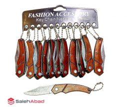 فروش عمده چاقو تاشو دسته چوبی