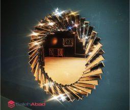 فروش عمده آینه دکوراتیو خورشیدی