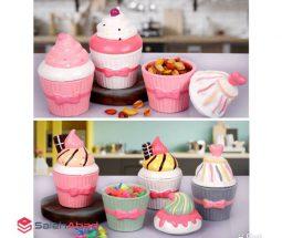 فروش عمده بانکه طرح کاپ کیک