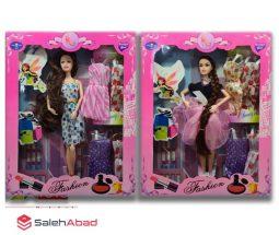 فروش عمده ست عروسک باربی با وسایل