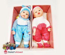 فروش عمده عروسک موزیکال نوزاد