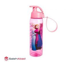 فروش عمده قمقمه پلاستیکی طرح السا و آنا