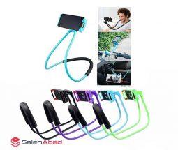 فروش عمده هولدر گردنی موبایل رنگی