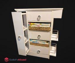 فروش عمده فایل چوبی آشپزخانه سوپردار