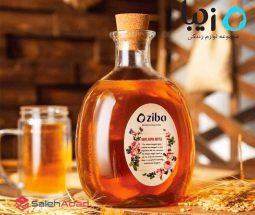 فروش عمده بطری شیشه ای زیباسازان