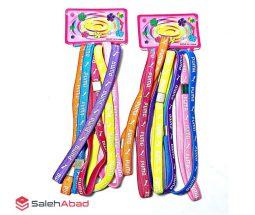 فروش عمده تل موی ورزشی کشی چاپدار
