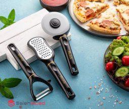 فروش عمده ست ابزارآلات آشپزخانه ۳ تکه