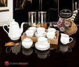 فروش عمده سرویس ۱۷ پارچه چای خوری کارمن