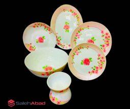 فروش عمده سرویس آرکوپال ۲۶ پارچه گلدار