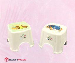 فروش عمده چهارپایه حمام کودک