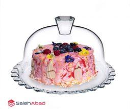 فروش عمده ظرف سرو کیک درب دار