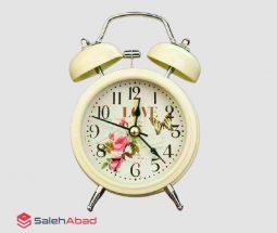 فروش عمده ساعت رومیزی زنگ دار فانتزی
