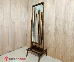 فروش عمده آینه قدی چوبی پایه دار