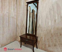 فروش عمده آینه قدی و کنسول چوبی
